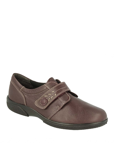 Ladies DB Shoes Healey Wide 4E Fit Shoe