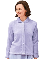 Fleece Bed Jacket