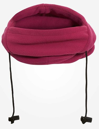 2 Pack Fleece 3 in 1 Snood