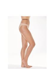 Pack Of 5 Comfort Top Knee High Tights