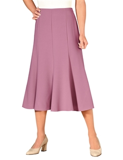 Stretch Panel Skirt Length 27 Inches