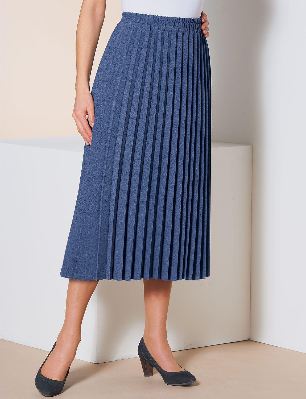 sunray pleated skirt length 27 chums