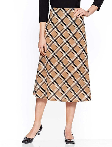 Warm Handle Skirt - length 25 inches