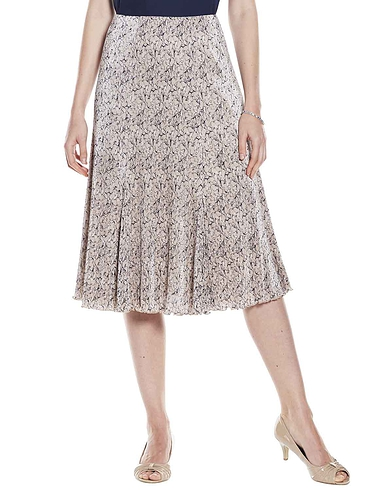 Plisse Skirt 25 Inches