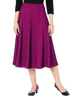 Textured Skirt
