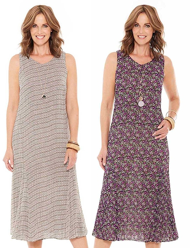 Ladies Reversible Dress