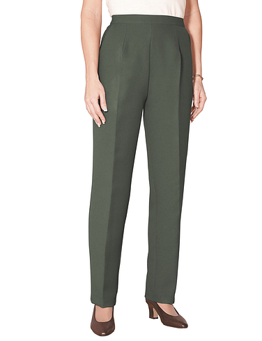 Wool Touch Trousers