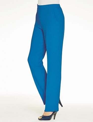 Ladies Crepe Trouser