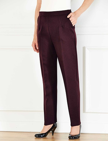 Dobbi Wool Touch Trouser