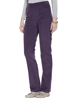 Pull On Cord Trouser