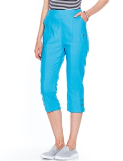 Stretch Crop Trouser