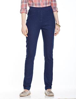 Jersey Waist Pull On Jean