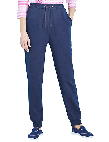 Cuff Hem Leisure Trouser