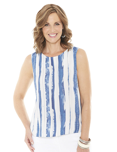 Viscose Ladies Woven Top