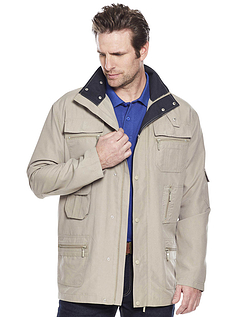 Mens Pegasus Multi Pocket Jacket