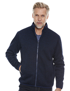 Pegasus Sherpa Lined Zip Jacket