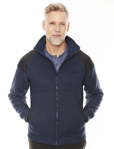 Regatta Calhourn Bonded Fleece Zipper