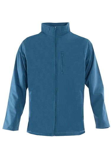 Bar Harbour Showerproof Fleece Lined Soft Shell Jacket