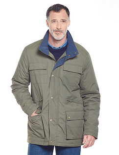 Fleece Lined Carcoat