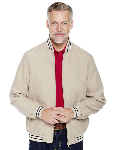 Pegasus Classic Tipped College Jacket