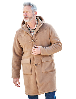 Pegasus Lined Duffle Coat