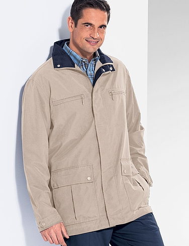 SOFT TOUCH CAR COAT