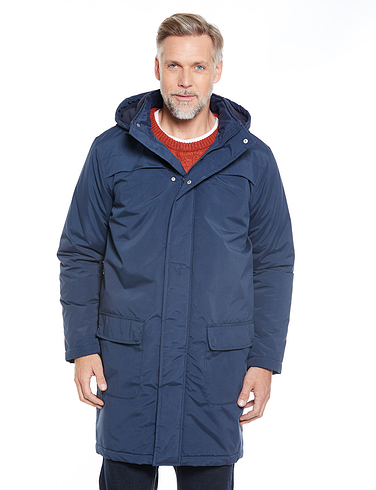 Pegasus Fleece Lined Parka