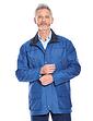Mens Longer Length Casual Jacket