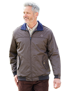 Fleece Lined Blouson