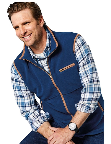 Pegasus Fleece Gilet
