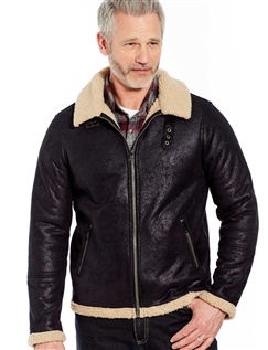 Short Mens Coats, Jackets & Blousons - Chums