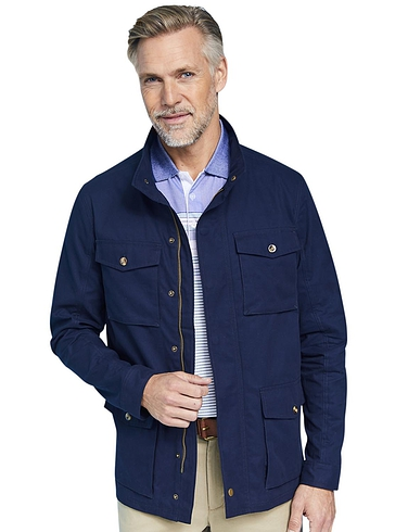 Pegasus Cotton Cargo Jacket