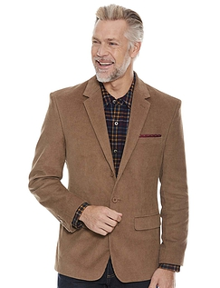 Mens Tailored Corduroy Jacket