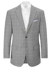 Skopes Moulton Tailored Check Jacket