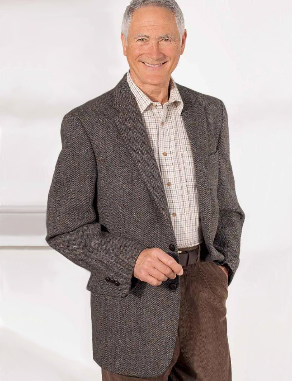 Harris Tweed Sports Jacket Menswear Tailoring