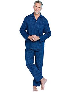 Tootal Tile Print Pyjama