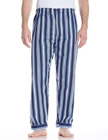 Pack of 2 Brushed Cotton Stripe Pants
