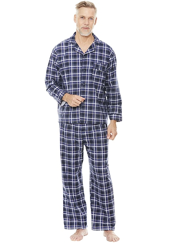 Lucky Dip Brushed Cotton Pyjamas