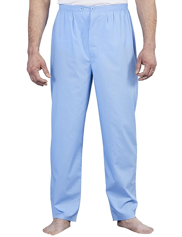 Tootal Plain Pyjama Trouser (2 pack)