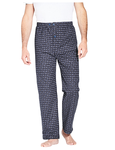 Tootal Paisley Print Trouser 2 Pack