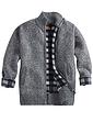 Full Zip Fleece Lined Zipper