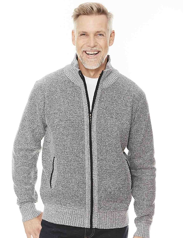 Pegasus Full Zip Fleece Lined Zipper