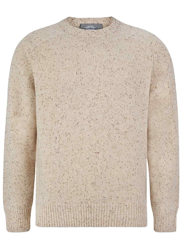 Peter Gribby  Lambswool Crew Neck Sweater