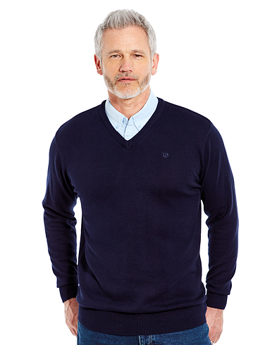 Pegasus 2-In-1 V Neck Sweater