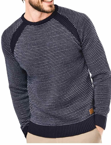 Stripe Raglan Sweater