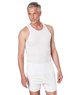 Pack of 2 Cellular Singlets - White
