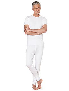 Thermal Vest - White