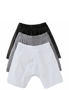 3 Pack Stretch Boxer Short