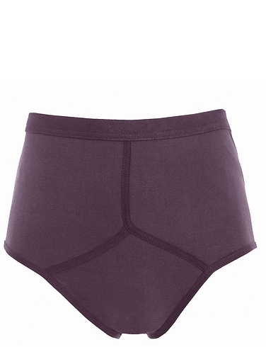 Pack of 5 Mixed Classic Brief