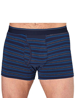 Pack of 2 Farah Keyhole Knitted Boxers